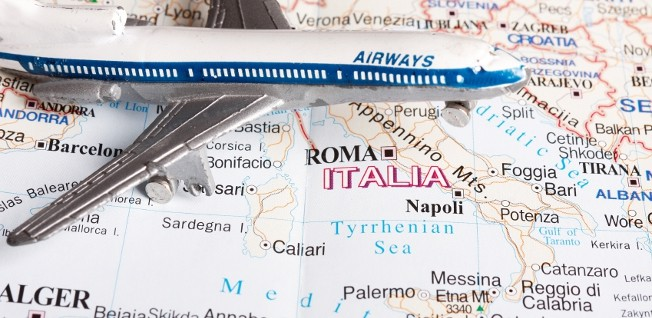 Don't just set out for Rome without first sorting out your visa for Italy.