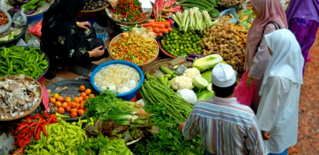 Once you have secured your visa, you can visit Malaysia's local markets.