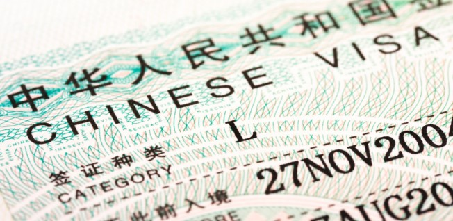The Chinese visa application process is lengthy, so plan your stay in advance.