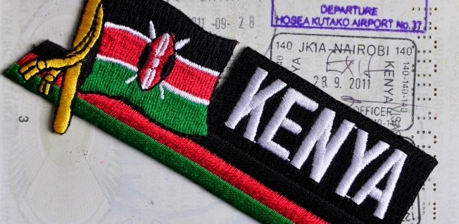 Short-term visitors from selected countries receive a visa on arrival at Kenya's international airports.