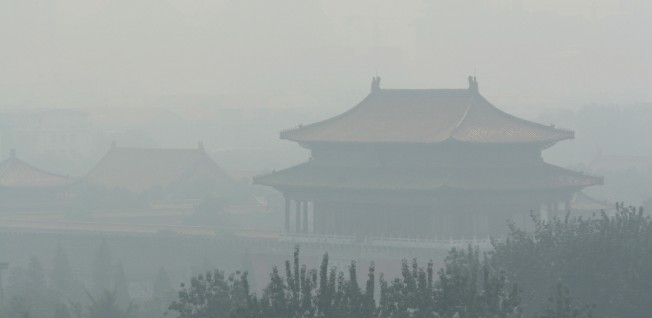 Beijing is often smothered under a blanket of smog.