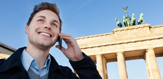 Mobile phones are probably the most convenient way to stay connected in Germany.
