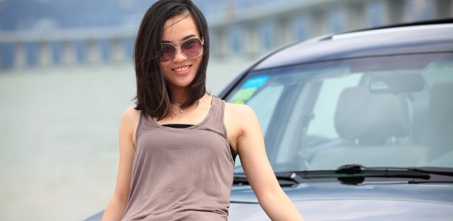 You, too, can become the proud owner of your own car in Hong Kong…
