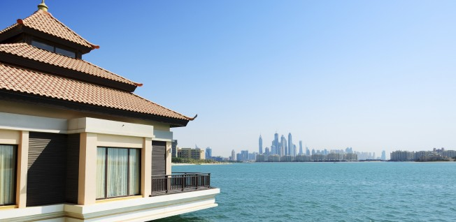 With views like this it is understandable why many expats consider buying property in the UAE.