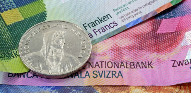 Switzerland is mostly known for its banks and for its financial sector.