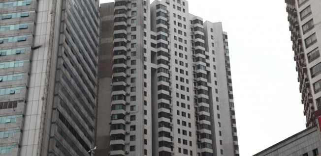 Housing options in Chinese mega-cities can sometimes be a bit narrow.