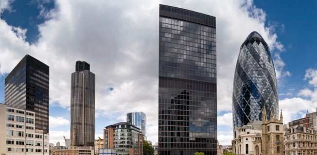London has mastered the transition to a strong service economy.