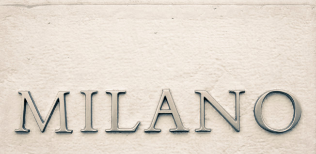 Places like Milan attract many expatriates working in Italy's financial industry.