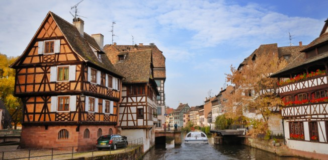 Strasbourg is one of France's most popular expat destinations.