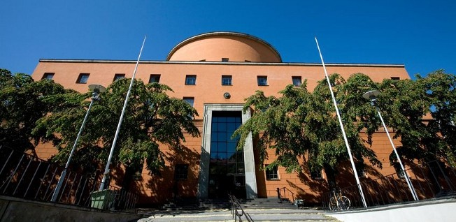 Stockholm has excellent educational facilities, including the Stockholm library.