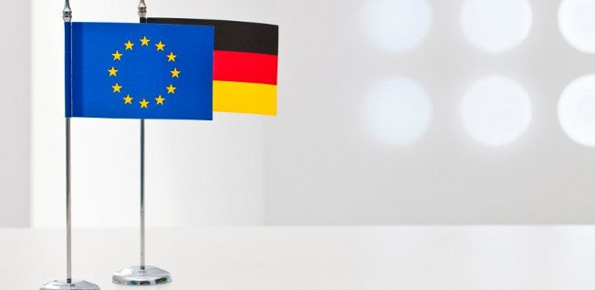 EU nationals don't need to apply for a German residence permit.