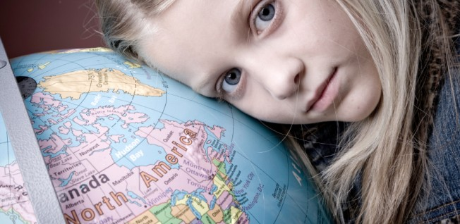 When expat children return home, after a long time abroad, they often feel like outsiders.