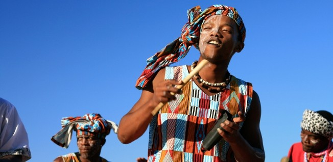 South Africa is a country rich in cultural diversity and heritage.
