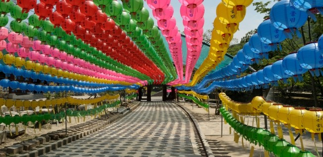 Make sure to explore all of South Korea's different regions.