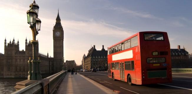 Life in the UK includes bustling London as well as the peaceful countryside.