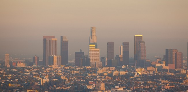 Summer is smog season in Los Angeles.