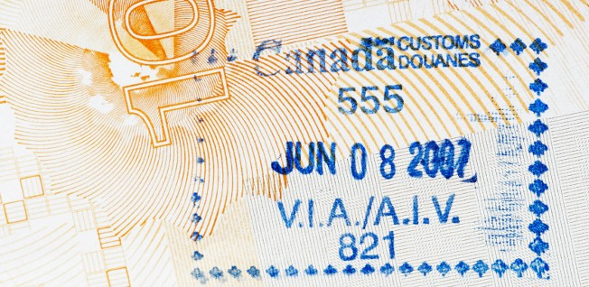 Inform yourself early on whether you need a visa to enter Canada.