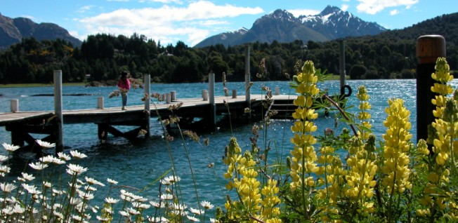 Argentina's natural beauty can relieve a lot of stress for busy expatriates.