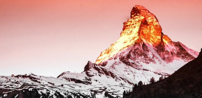 Sunrise over the Matterhorn — this is what comes to mind for most people when they think of Switzerland. But the country is far more multi-faceted than that.