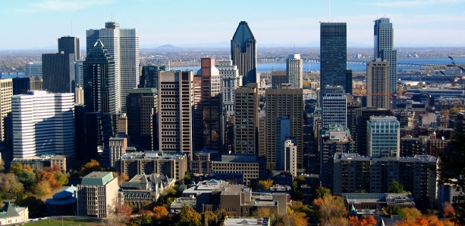 Montreal is home to Canada's second most powerful city economy.