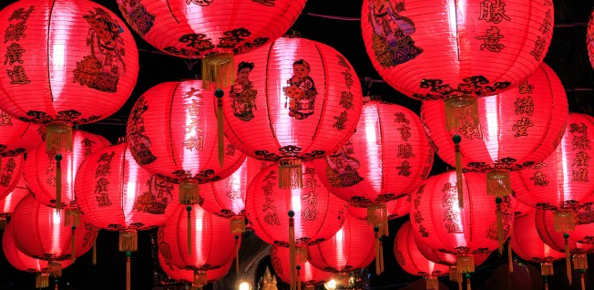 The Lantern Festival signals the traditional end of the Lunar New Year festivities.