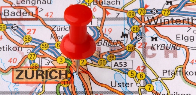 Zurich is a major expat destination: about one third of the city's residents were born abroad.
