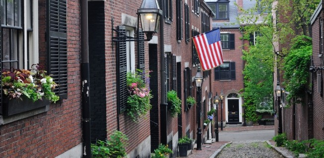 Boston has many beautiful neighborhoods — but moving there comes at a price.