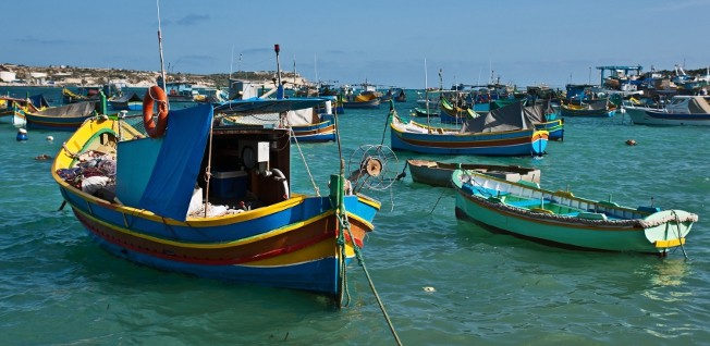 Fishing is still an important tradition on the Maltese islands, but it does not contribute much to the national economy.