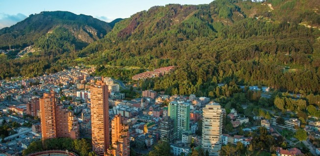 Bogotá is the most popular destination for expats in Colombia.