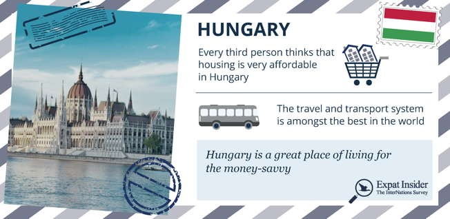 Expats in Hungary can look forward to more than just gulyás and paprika!