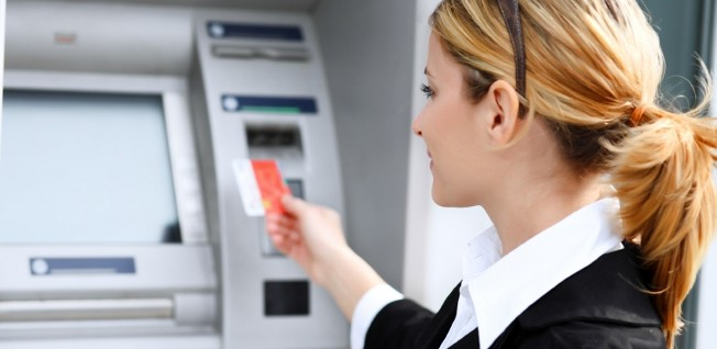 "ATMs are widely available in Germany. Just ask for the nearest ""Geldautomat""."