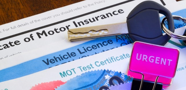 When you register a vehicle in the UK, you may have to undergo an MOT test, but be sure not to forget to pay the road tax!