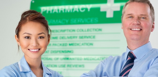 Pharmacists are among your most immediate contact persons when it comes to healthcare in the UK.