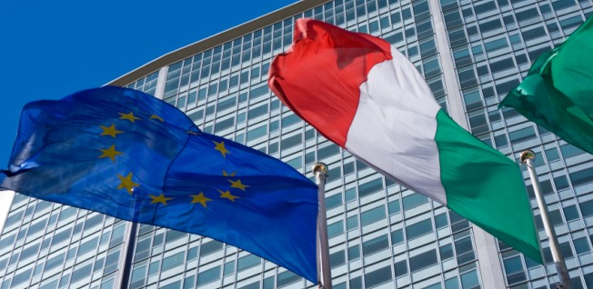 Italy is the 4th largest economy in Europe.