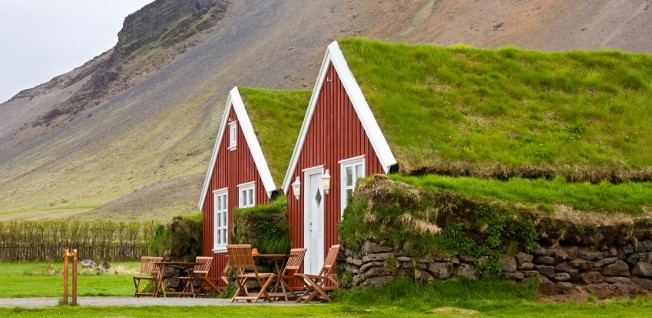 It is best to find a place to live before starting your life in Iceland.