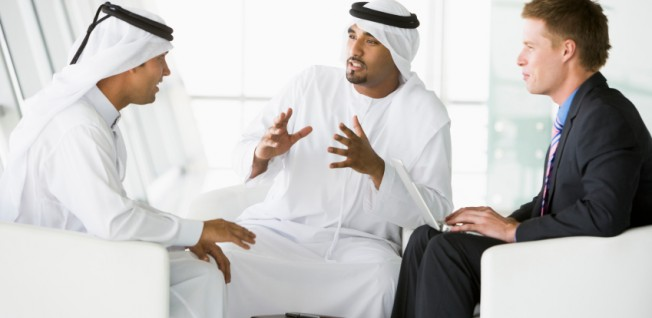 Qataris take their time to establish personal relationships with their business partners.