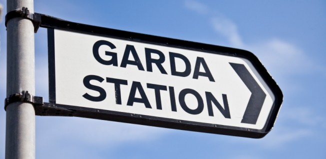 The Garda handles registration affairs of expats moving to Ireland.