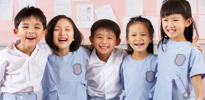 While schools in Hong Kong are rather competitive, your children will still find a lot of friends there.