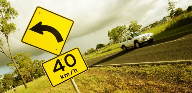 Make sure to familiarize yourself with the local speed limits of your state or territory!