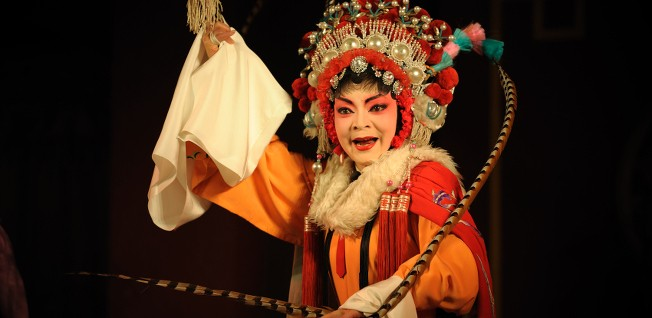 "Chinese opera performers are known as ""disciples of the pear garden""."