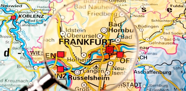 Acquiring a visa for Frankfurt involves a lot of red tape.