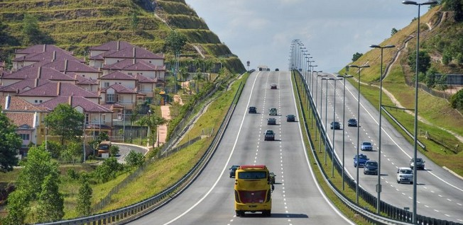 Malaysia boasts some of the best roads in Asia.
