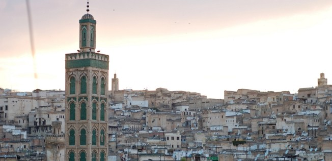 The medinas of most Moroccan cities have withstood the test of time.