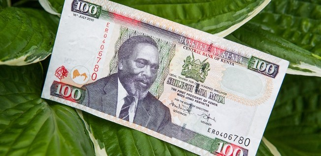 Kenya has suffered from high inflation in the recent past.