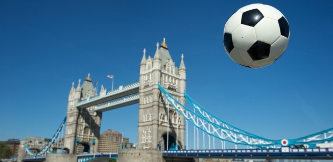 Football is the most popular kind of sport across the UK.