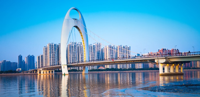 Guangzhou is one of the biggest cities in China and a major expat destination.