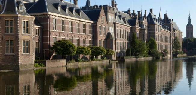 The Hague holds political significance as international city of peace and justice.
