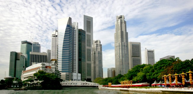 Singapore combines a wide range of  career opportunities with high living standards.