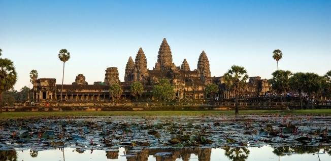 Cambodia is famous for its rivers, rainforests, and, of course, its beautiful temples.