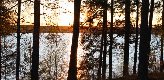 Finland experiences the full drama of the four seasons.